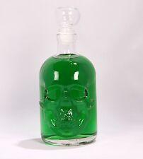 Absinthe De France 55% Crâne Dans Le Bouteille En Verre De 500 ml