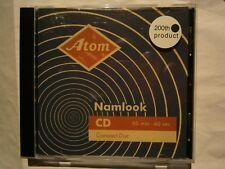 Atom by Pete Namlook CD (FAX, 1996) LTD ED 2000 PETER KUHLMAN