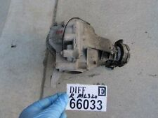 1998-2005 Mercedes ML320 rear back differential end housing carrier assembly 4x4