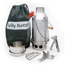 Kelly Kettle 20 oz. Small Aluminum Trekker Basic Kit