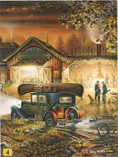 Morning Warm Up Hunting Terry Redlin 300 pc Bagged Boxless Jigsaw Puzzle