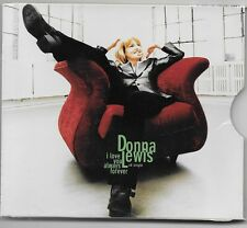 I Love You Always Forever [Single] by Donna Lewis (CD 1996 Atlantic Label