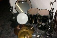 BASIX Schlagzeug komplett