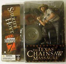 2004 THE TEXAS CHAINSAW MASSACRE figure SHERIFF HOYT