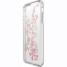 SPECK Presidio CLEAR + PRINT Flowers Case for iPhone 7 - NEW IN BOX!!