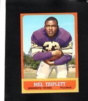 4569* 1963 Topps # 100 Mel Triplett NM