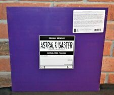 COIL - Astral Disaster Sessions (Un) Finished Music , Ltd VINYL LP New & Sealed!