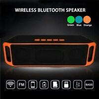 Portátil Inalámbrico Mini Altavoz Bluetooth Super Bass Estéreo Música Movil