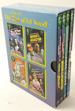 THE WORST OF ED WOOD DVD BOX plan 9 from outer space / glen or glenda? FREE SHIP