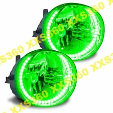 ORACLE Halo FOGLIGHTS for Toyota 4Runner 06-09 GREEN LED Angel Eyes