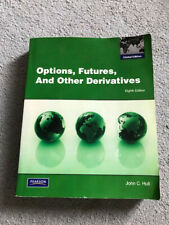 Options, Futures, and Other Derivatives by John C. Hull 8th edition with cd