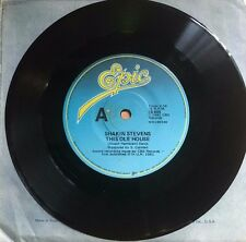 45 Shakin' Stevens This Ole House Epic 1981 Record in Very Good Condition