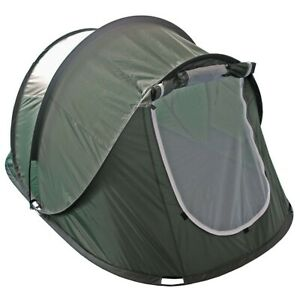 MFH Tent Military Camping Excursions Pop-Ups Tent Rachel Od Green