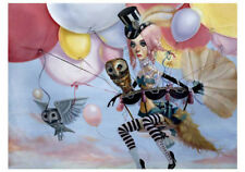 Balloons Leslie Ditto Art Print 13x19