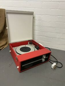 Superb Vintage Fidelity HF45 Record Player - Great Condition & Working Order