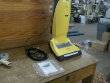New Miele Dynamic U1 Jazz Upright Vacuum, Canary Yellow - Corded