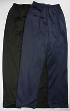 Big Elasticated Silky Jogging Joggers Tracksuit Bottoms Pants Kingsize Sports