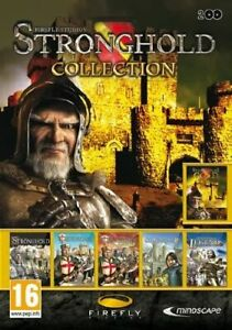 The Stronghold Collection includes Stronghold 3 PC Game New
