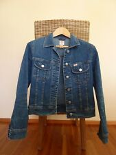 Miss Sixty Jeans Jacke, Small, S, Style Ross, Stretch, Festival