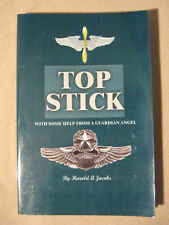Top Stick - With Some Help From a Guardian Angel - Harold A Jacobs - Softbound