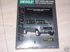 1985-1990 CHEVROLET ASTRO VAN GMC SAFARI VAN CHILTON SERVICE & REPAR MANUAL  NEW