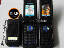 Motorola i576 - Telus Mike - 9/10 - Bundle