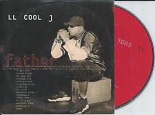 LL COOL J - Father CD SINGLE 2TR EU CARDSLEEVE 1997 RARE!