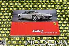 Betriebsanleitung Handbuch Bordbuch Owners Manual Book Ferrari 612 Scaglietti