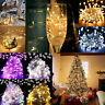 20/30/50/100 Battery Operated LED String Fairy Lights Xmas Wedding Party Decor