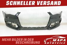 Audi A6 4G S6 C7 S-LINE Facelift Bj. ab 2014 Stoßstange Vorne PDC SRA Original