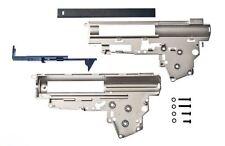 AIRSOFT LONEX 8MM GEARS AK SERIES V3 VERSION 3 CHROMIUM PLATED casing ASG