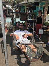 Ezhang Swing Chair, Single Person patio Swing, Porch Swing, Hammock Chair