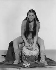 Sarita Montiel - Run of the Arrow (1957) - 8 1/2 X 11