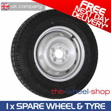 Ducato Steel Summer Wheels with Tyres