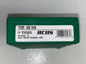 RCBS 308 Win 7.62×51mm NATO Trim Die 15565 Free Shipping