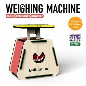 Weighing Machine(8-99 Years)Stem Learning,Educational,Construction Activity Toy