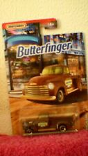 "Matchbox 1-100 ""Sweet Rides"" Series - USA Exclusive - Chevy 3100 ""Butterfinger"""
