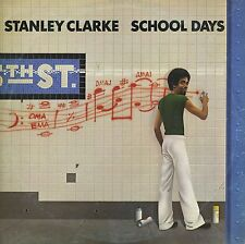 Stanley Clarke ‎– School Days ( CD - Album - Paper Sleeve )