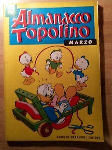 Almanacco Topolino n. 3 - Marzo 1969