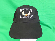 Knight's Taxidermy Hat Cap from the TV Show Knight's Taxidermy Mounted in Alaska