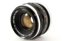 Exc5 CANON FL 50mm f/1.8 SLR 35mm film camera Standard MF Lens from Japan 704360