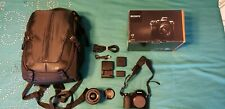 Sony Alpha A7 ILCE-7 with 28-70mm kit lens + battery, charger & backpack