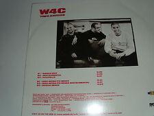 """W4C - Tres Amigos  12"""" SOUND TRACK 006 2001"""