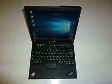 Lenovo X61 12 Zoll, Intel Core 2 Duo, 3GB, 80GB Notebook-Tablett