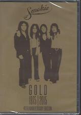 Smokie Gold 1975 - 2015 40th Anniversary Edition (DVD, 2015) Region 0