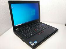 Lenovo ThinkPad T420 14 Zoll, Intel Core i5-2520M, SSD, DVD, Windows 10 Notebook