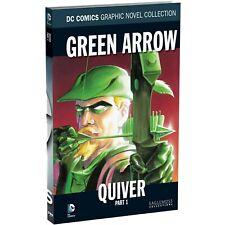 DC Graphic Novel Collection - Green Arrow: Quiver Part 1 - Eaglemoss #37 - NEW