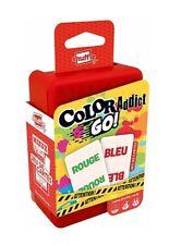 Color Addict Go - Jeu de cartes Shuffle - 2 a 6 joueurs - 7 ans et plus