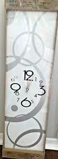 Decor  Rectangle Wall Hanging Clock