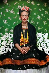Frida Kahlo  Movie Poster Canvas Picture Art Premium Quality